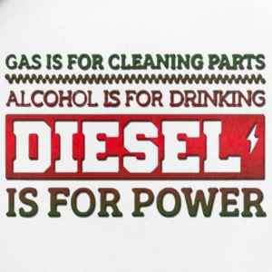 Diesel is For Power - Small Buttons