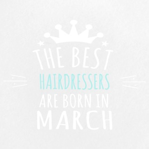 Best HAIRDRESSERS are born in march - Small Buttons