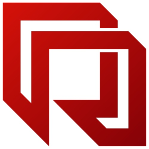 Red Iron Icon (Red)