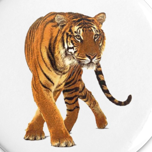 tiger - Small Buttons