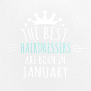Best HAIRDRESSERS are born in january - Small Buttons
