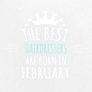 Best HAIRDRESSERS are born in february - Small Buttons
