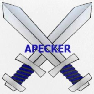 Apecker Logo - Small Buttons