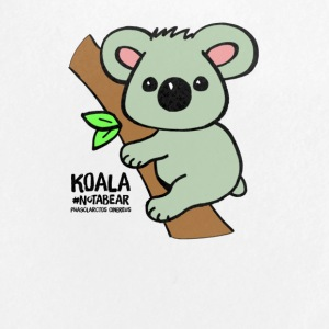 Koala Cute. Art by Paul Bass, assisted by Mollie. - Small Buttons