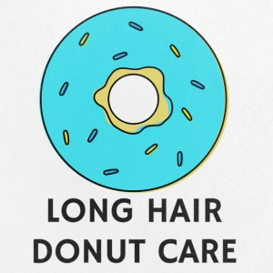 LONG HAIR DONUT CARE - Small Buttons