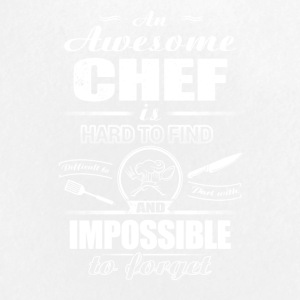 An awesome Chef T-Shirts - Small Buttons