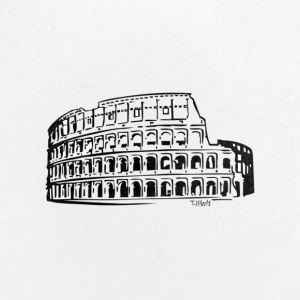 Colosseum - Small Buttons