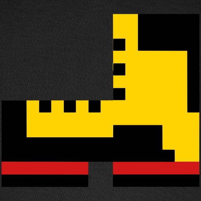 Pixel Boot VECTOR small