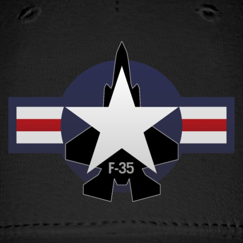 F-35 Lightning II Military Jet Fighter Aircraft - Baseball Cap