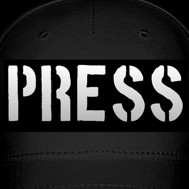 THIS is your PRESS PASS to the WORLD!