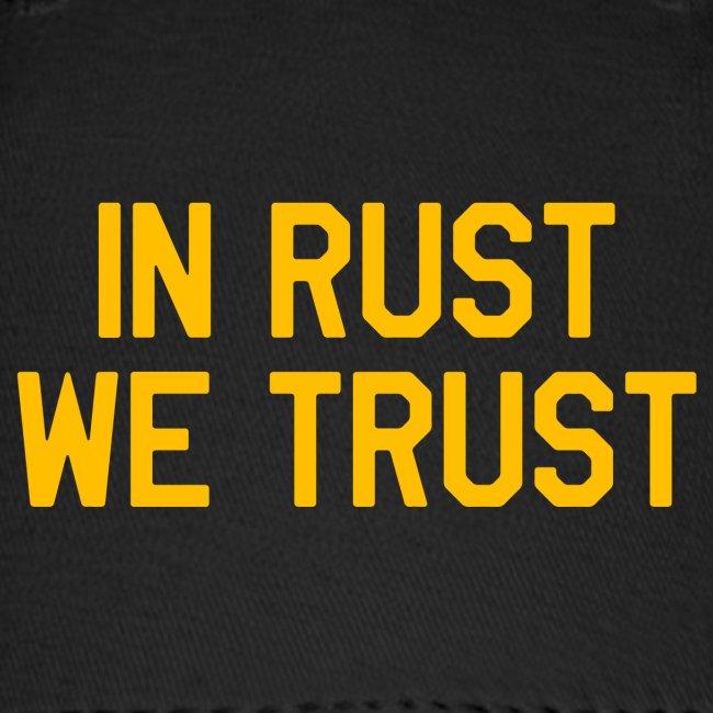 In Rust We Trust II