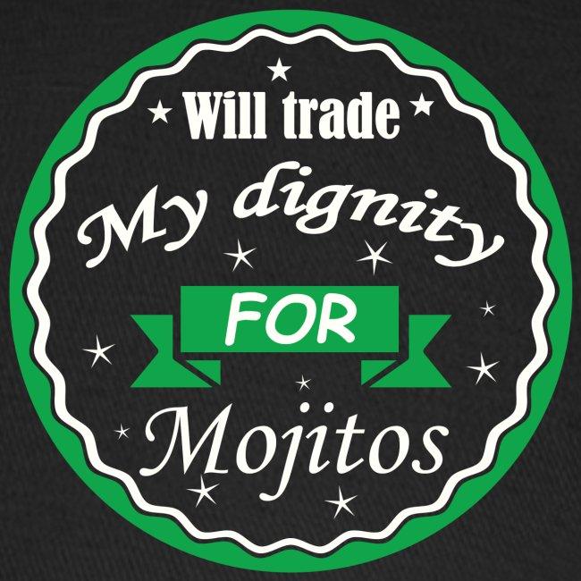 Trade dignity for mojitos