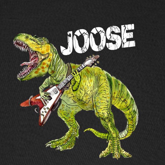 JOOSE T Rex white