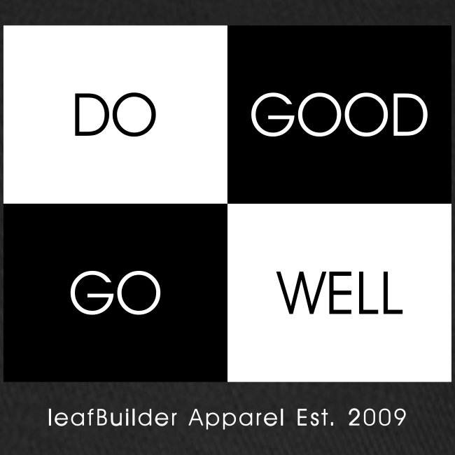 leafBuilder Apparel Inspirational Quad Series II