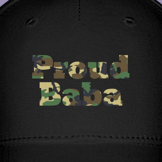 Proud Baba-Camo