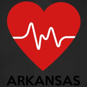Heart Arkansas - Baseball Cap