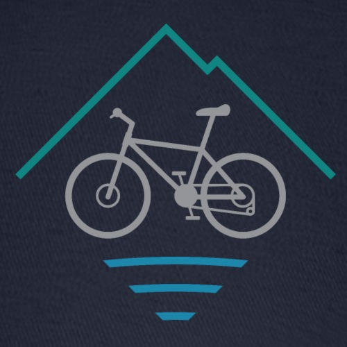 Outdoor Mountain Bike Logo - Baseball Cap