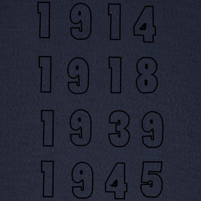 Great War Dates