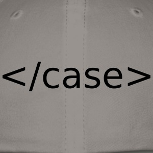Case Closed - Baseball Cap