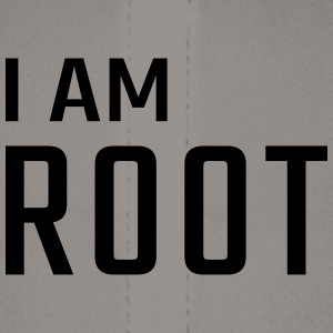 I am ROOT - Baseball Cap