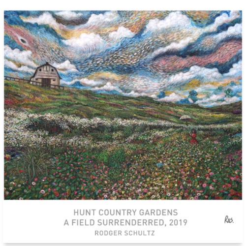 A Field Surrendered - Poster 24x24