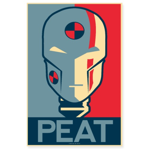 Peat Hope Poster - Poster 8x12