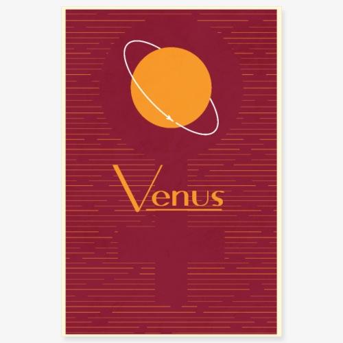 Venus poster - Poster 8x12