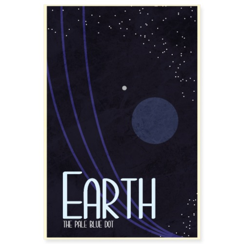 Earth Poster - Poster 8x12