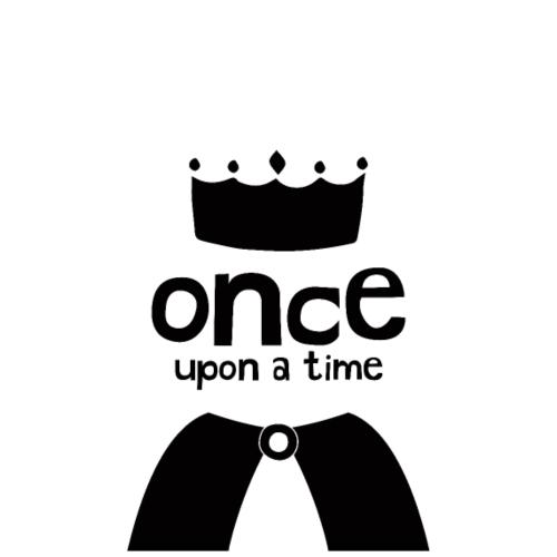 Once Upon A Time - Prince or Princess Illustration - Poster 8x12