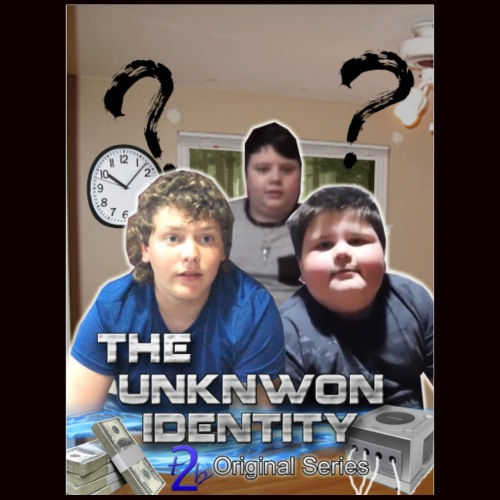 THE UNKNOWN IDENTITY POSTER - Poster 18x24