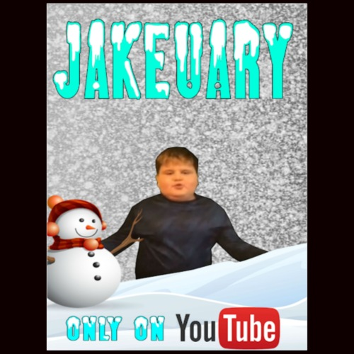 JAKEUARY POSTER 18x24 - Poster 18x24