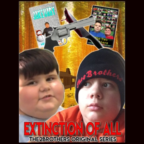 EXTINCTION OF ALL POSTER 18x24 - Poster 18x24