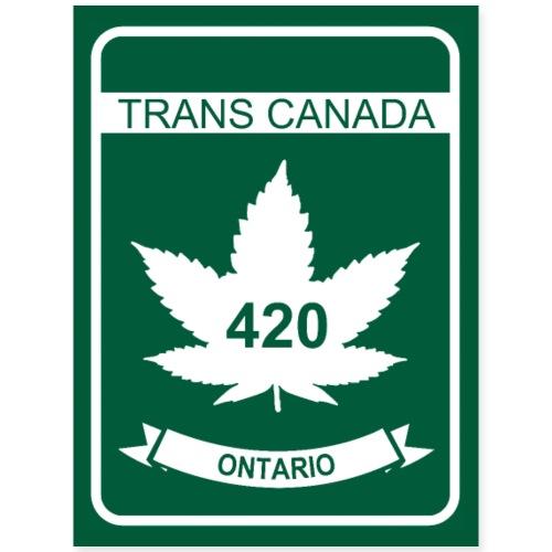 Trans Canada 420 Ontario