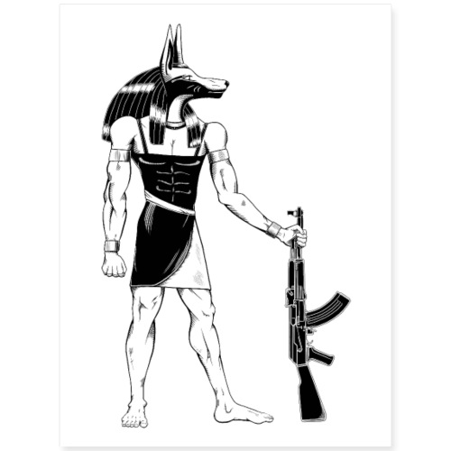 Anubis Reloaded - Poster 18x24