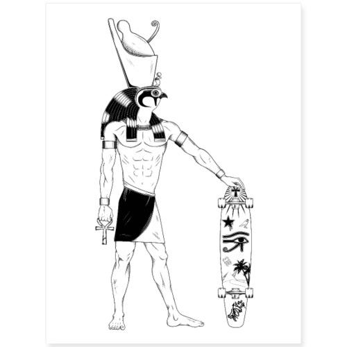 Horus Reloaded - Poster 18x24