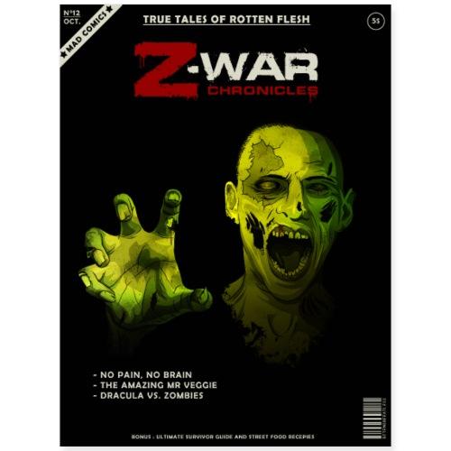 Z War - Poster 18x24