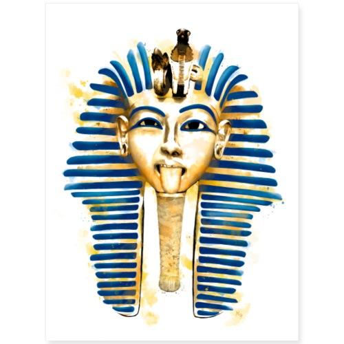 Tutankhamun - Poster 18x24