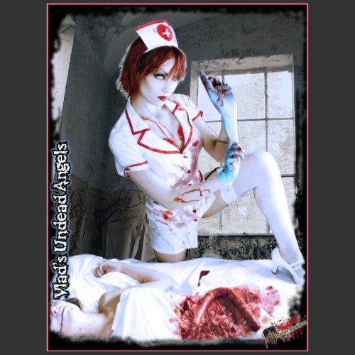 Live Undead Angels: Zombie Nurse Abigail 2 Poster - Poster 18x24