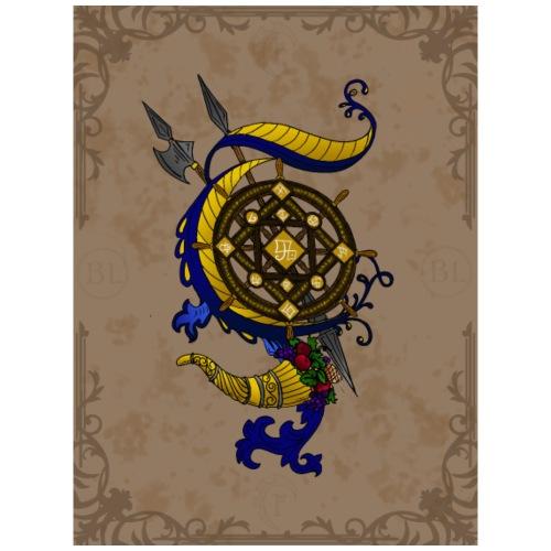 cyriandeprint - Poster 18x24