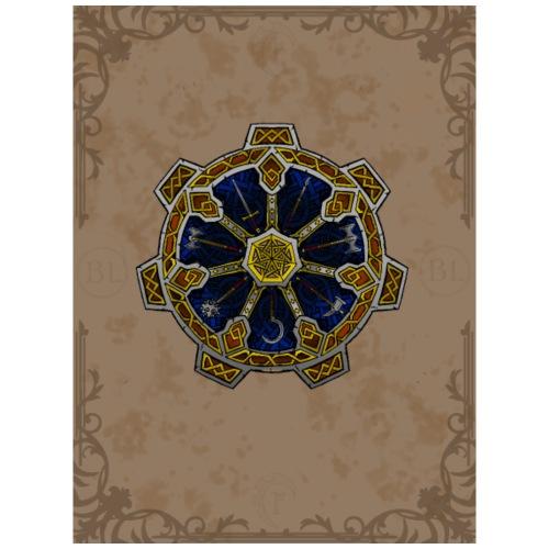 Stahlprint - Poster 18x24
