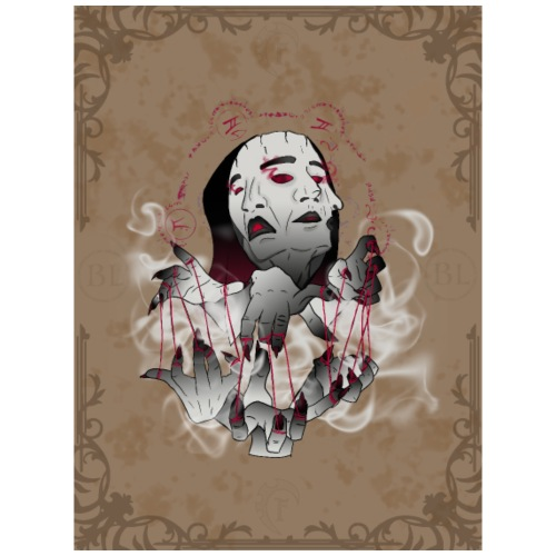 marionette print - Poster 18x24