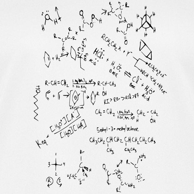 Organic chemistry first draft