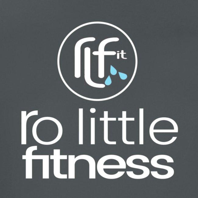 Ro Little Fitness - outline logo
