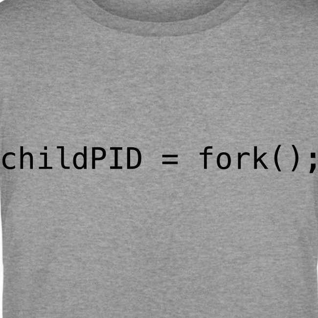 childPID = fork();