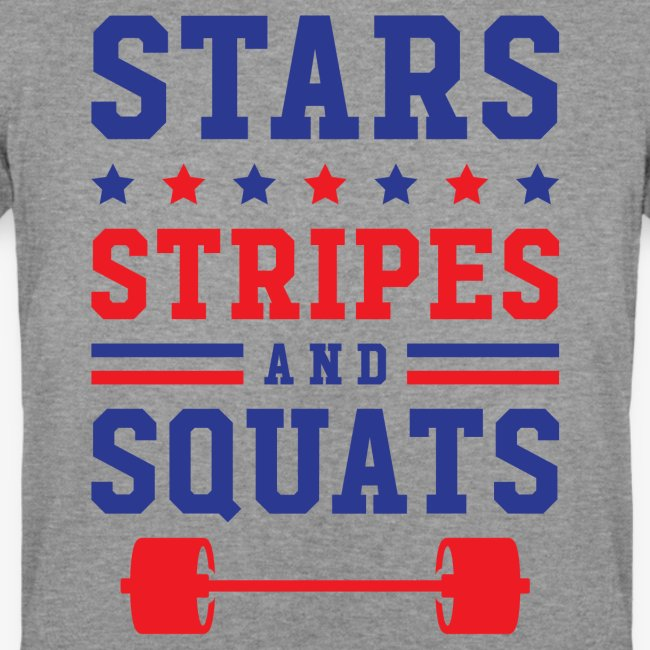 Stars, Stripes And Squats