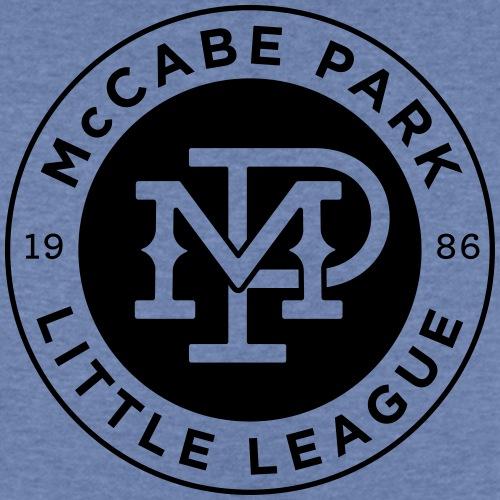 MPLL Logo Black - Kids' Tri-Blend T-Shirt