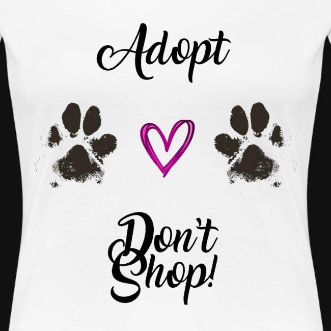 Adopt, don't shop!