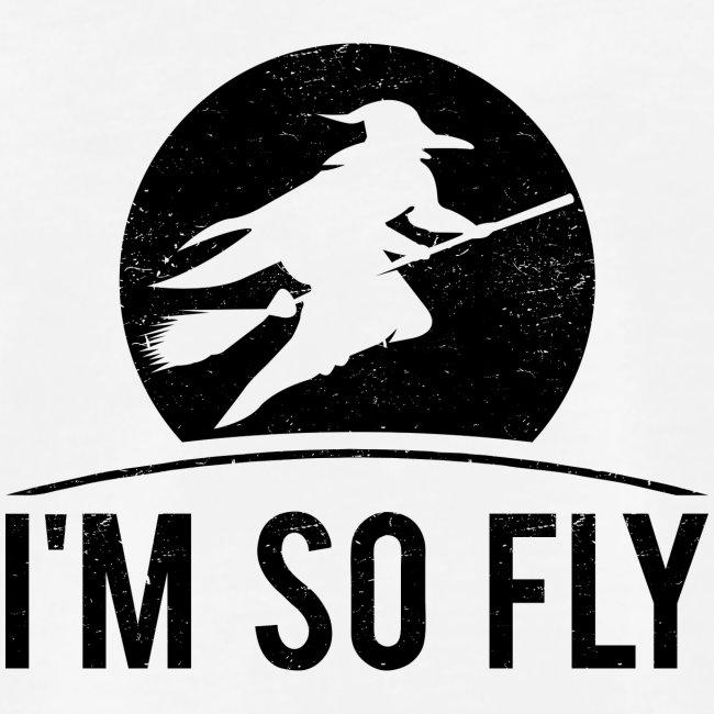 Happy Halloween - I'm so fly