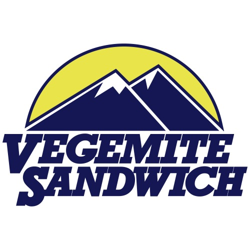 Vegemite Sandwich - Men's Premium Organic T-Shirt
