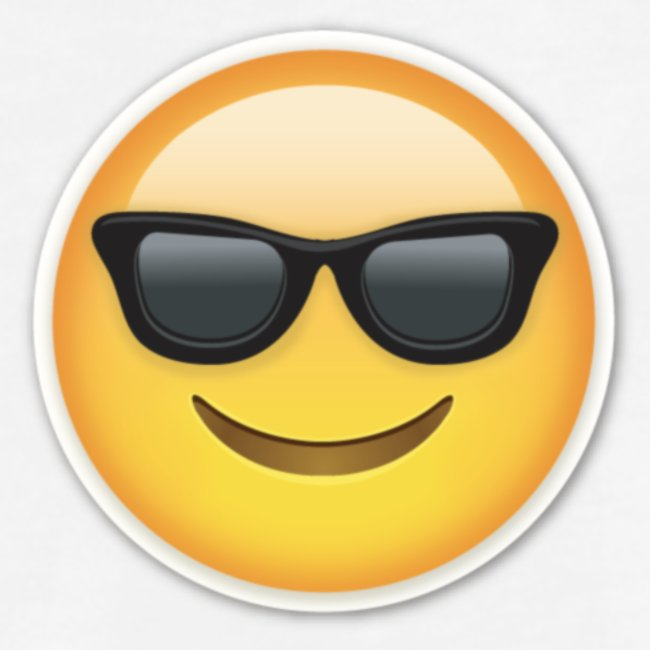 sunglasses emojicon mug & phone case